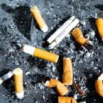 Pykanie szlugów jest pewnym z bardziej tragicznych nałogów